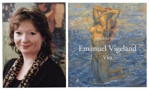 Tone Klev Furnes er nominert til Sørlandets litteraturpris 2014 for boka «Emanuel Vigeland» (Dreyer)